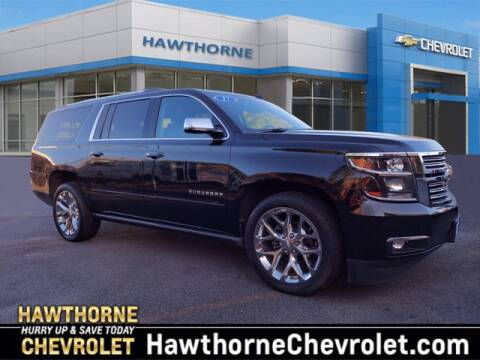 2017 Chevrolet Suburban for sale at Hawthorne Chevrolet in Hawthorne NJ