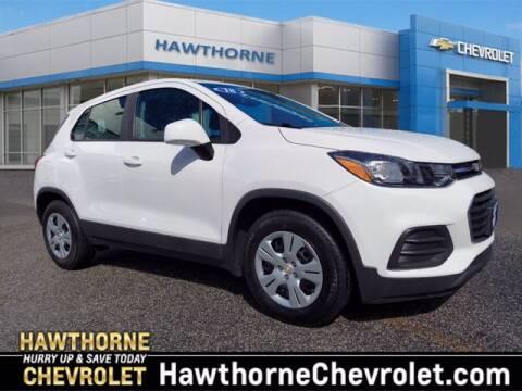 2018 Chevrolet Trax for sale at Hawthorne Chevrolet in Hawthorne NJ
