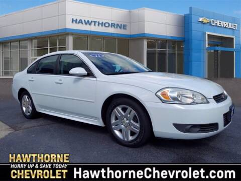 2011 Chevrolet Impala for sale at Hawthorne Chevrolet in Hawthorne NJ