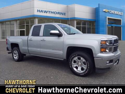 2015 Chevrolet Silverado 1500 for sale at Hawthorne Chevrolet in Hawthorne NJ