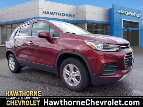 2017 Chevrolet Trax for sale at Hawthorne Chevrolet in Hawthorne NJ
