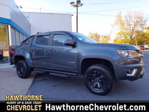 2016 Chevrolet Colorado for sale at Hawthorne Chevrolet in Hawthorne NJ