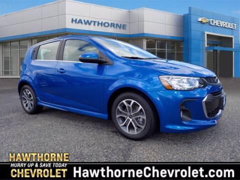 2020 Chevrolet Sonic for sale at Hawthorne Chevrolet in Hawthorne NJ