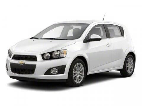 2012 Chevrolet Sonic for sale at Hawthorne Chevrolet in Hawthorne NJ