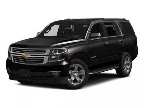 2016 Chevrolet Tahoe for sale at Hawthorne Chevrolet in Hawthorne NJ