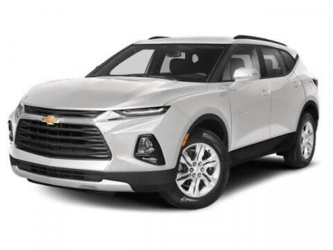 2021 Chevrolet Blazer for sale at Hawthorne Chevrolet in Hawthorne NJ