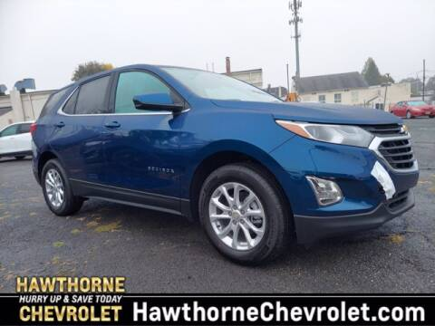 2020 Chevrolet Equinox for sale at Hawthorne Chevrolet in Hawthorne NJ