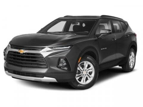 2021 Chevrolet Blazer for sale at Hawthorne Chevrolet in Hawthorne NJ