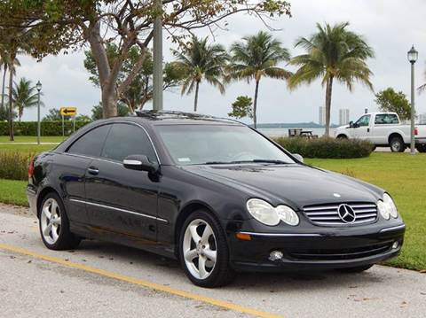 2004 Mercedes-Benz CLK for sale at VE Auto Gallery LLC in Lake Park FL