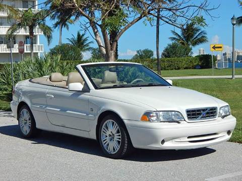 2004 Volvo C70 for sale at VE Auto Gallery LLC in Lake Park FL