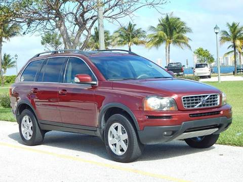 2007 Volvo XC90 for sale at VE Auto Gallery LLC in Lake Park FL