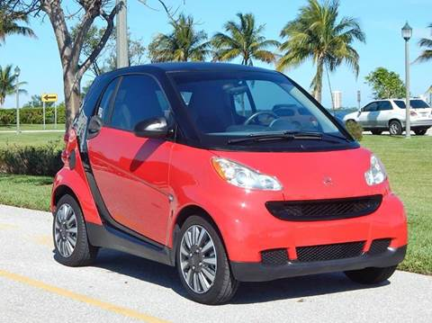 2009 Smart fortwo for sale at VE Auto Gallery LLC in Lake Park FL