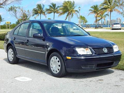 2004 Volkswagen Jetta for sale at VE Auto Gallery LLC in Lake Park FL