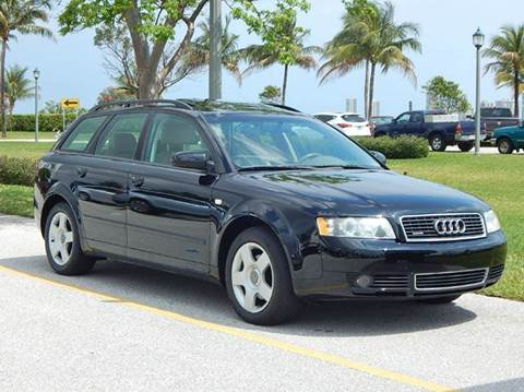 2002 Audi A4 for sale at VE Auto Gallery LLC in Lake Park FL