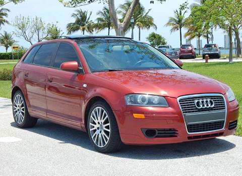2006 Audi A3 for sale at VE Auto Gallery LLC in Lake Park FL