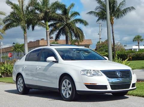 2006 Volkswagen Passat for sale at VE Auto Gallery LLC in Lake Park FL