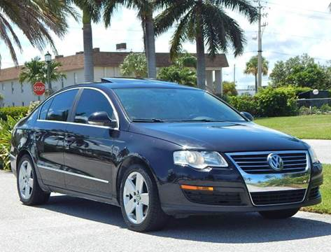 2008 Volkswagen Passat for sale at VE Auto Gallery LLC in Lake Park FL