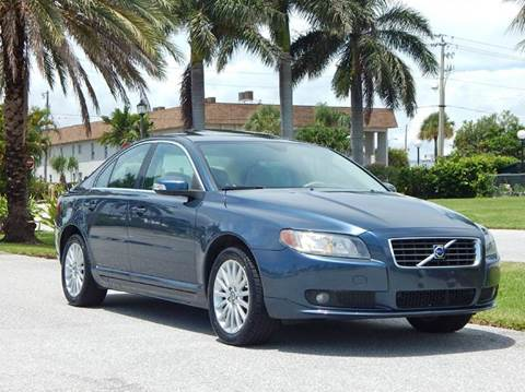 2007 Volvo S80 for sale at VE Auto Gallery LLC in Lake Park FL