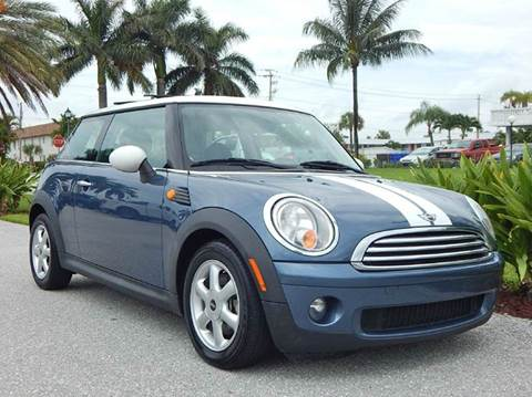 2010 MINI Cooper for sale at VE Auto Gallery LLC in Lake Park FL