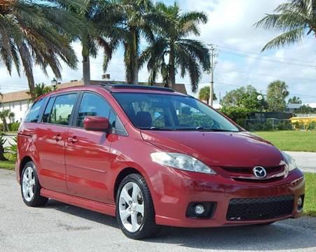 2006 Mazda MAZDA5 for sale at VE Auto Gallery LLC in Lake Park FL