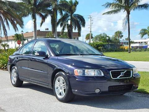 2008 Volvo S60 for sale at VE Auto Gallery LLC in Lake Park FL