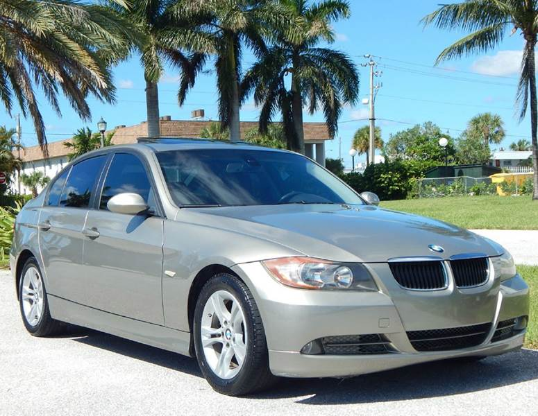 2008 BMW 3 Series for sale at VE Auto Gallery LLC in Lake Park FL