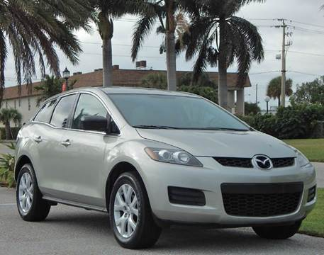 2007 Mazda CX-7 for sale at VE Auto Gallery LLC in Lake Park FL
