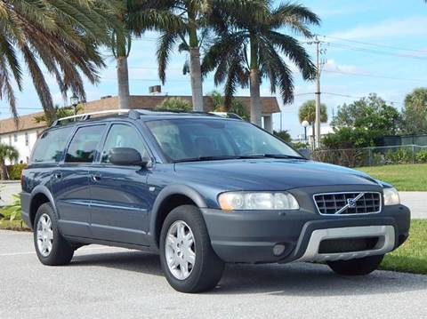 2006 Volvo XC70 for sale at VE Auto Gallery LLC in Lake Park FL