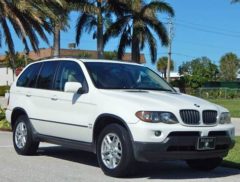 2006 BMW X5 for sale at VE Auto Gallery LLC in Lake Park FL