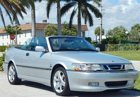 2003 Saab 9-3 for sale at VE Auto Gallery LLC in Lake Park FL