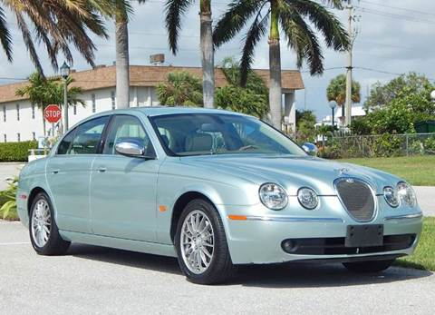 2007 Jaguar S-Type for sale at VE Auto Gallery LLC in Lake Park FL