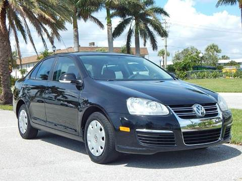 2007 Volkswagen Jetta for sale at VE Auto Gallery LLC in Lake Park FL