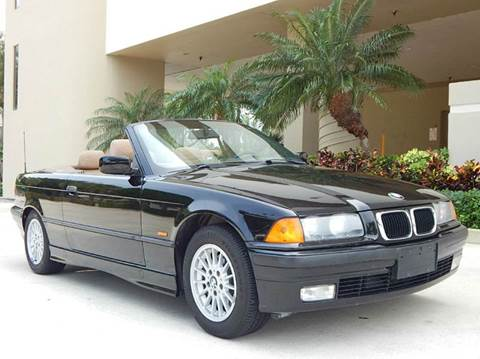 1999 BMW 3 Series for sale at VE Auto Gallery LLC in Lake Park FL