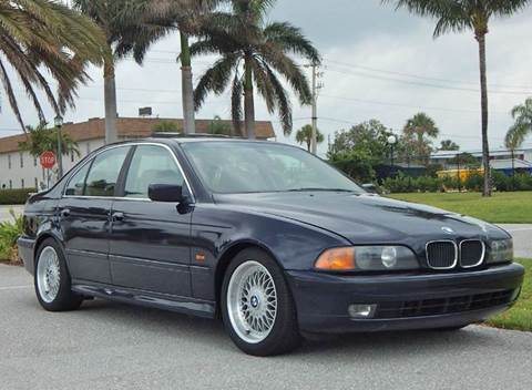 2000 BMW 5 Series for sale at VE Auto Gallery LLC in Lake Park FL