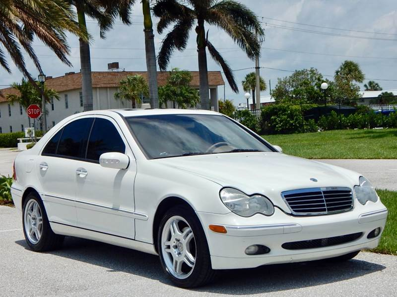 2004 Mercedes Benz C Class C 240 4dr Sedan In Lake Park Fl