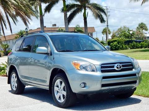 2006 Toyota RAV4 for sale at VE Auto Gallery LLC in Lake Park FL