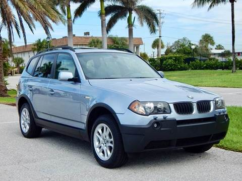 2004 BMW X3 for sale at VE Auto Gallery LLC in Lake Park FL