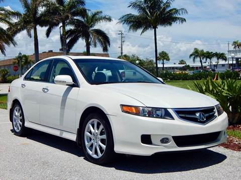 2006 Acura TSX for sale at VE Auto Gallery LLC in Lake Park FL