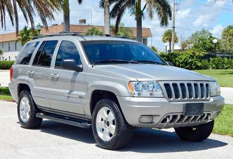 2001 Jeep Grand Cherokee for sale at VE Auto Gallery LLC in Lake Park FL
