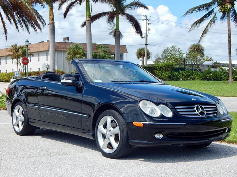 2005 Mercedes-Benz CLK for sale at VE Auto Gallery LLC in Lake Park FL
