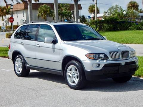 2005 BMW X5 for sale at VE Auto Gallery LLC in Lake Park FL