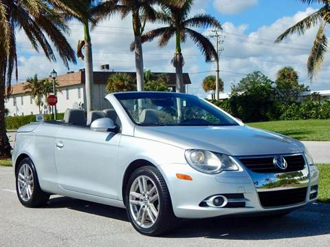 2008 Volkswagen Eos for sale at VE Auto Gallery LLC in Lake Park FL