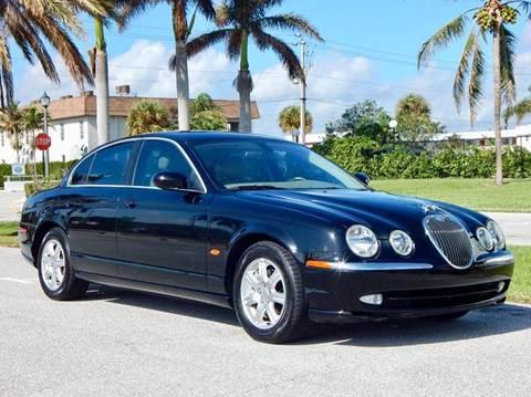2003 Jaguar S-Type for sale at VE Auto Gallery LLC in Lake Park FL