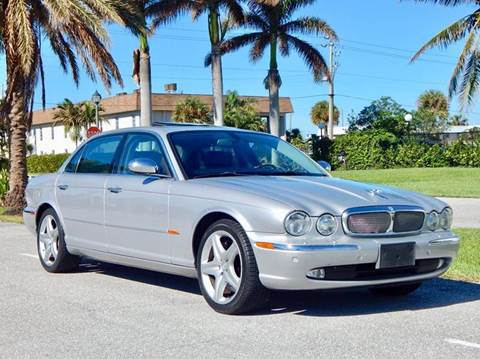 2005 Jaguar XJ-Series for sale at VE Auto Gallery LLC in Lake Park FL