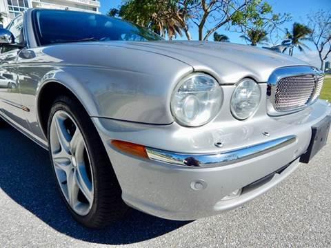 2005 Jaguar Xj Series Super V8 4dr Sedan In Lake Park Fl Ve Auto