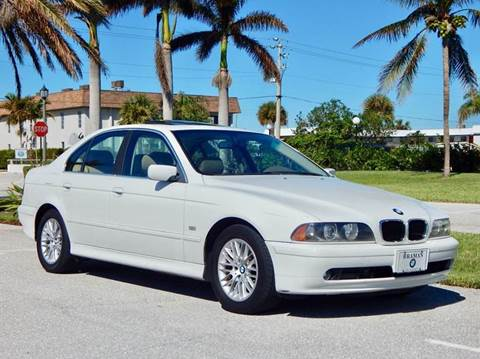 2003 BMW 5 Series for sale at VE Auto Gallery LLC in Lake Park FL