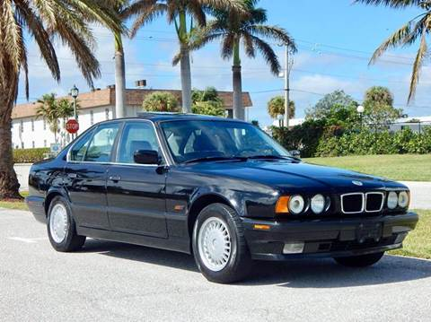 1995 BMW 5 Series for sale at VE Auto Gallery LLC in Lake Park FL