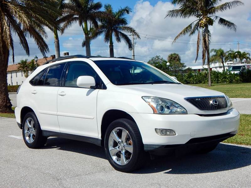 2004 Lexus RX 330 for sale at VE Auto Gallery LLC in Lake Park FL