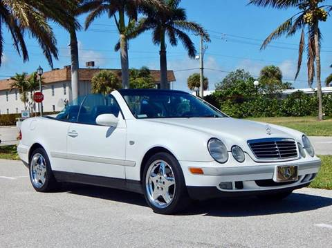 1999 Mercedes-Benz CLK for sale at VE Auto Gallery LLC in Lake Park FL
