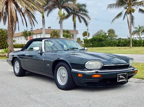 1994 Jaguar XJ-Series for sale at VE Auto Gallery LLC in Lake Park FL